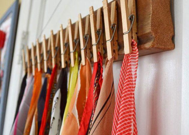 Как найти дополнительное место в шкафу или гардеробе: простые и полезные идеи по оптимизации хранения