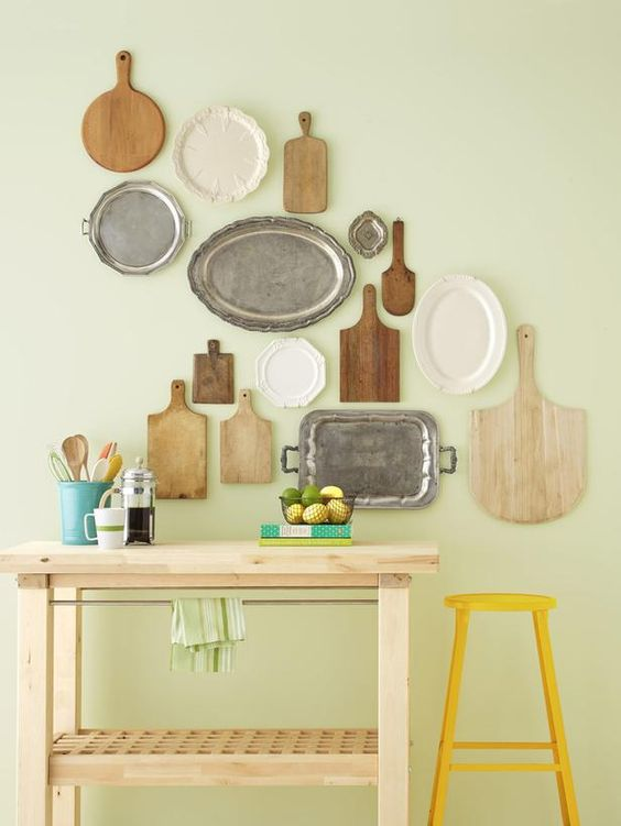 Inspirational ideas for kitchen designs wall decor