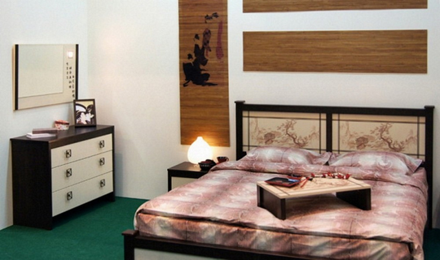 купить спальня киото от производителя янаростов на дону в санкт