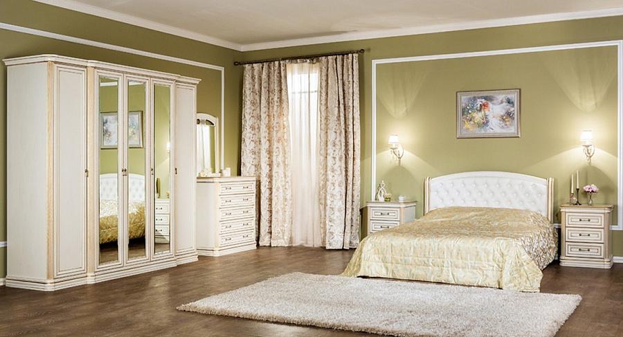 купить спальня василиса композиция 4 от производителя сомово