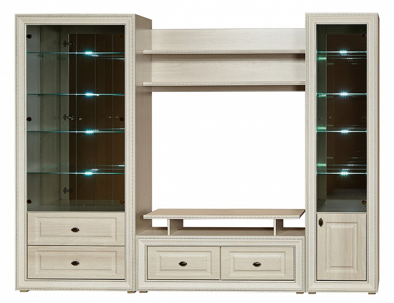 купить мебель для гостиной версаль композиция 4 от производителя м