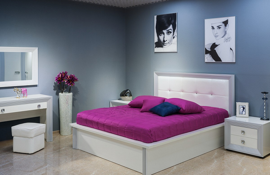 купить спальня даймонд наоми от производителя мебель черноземья