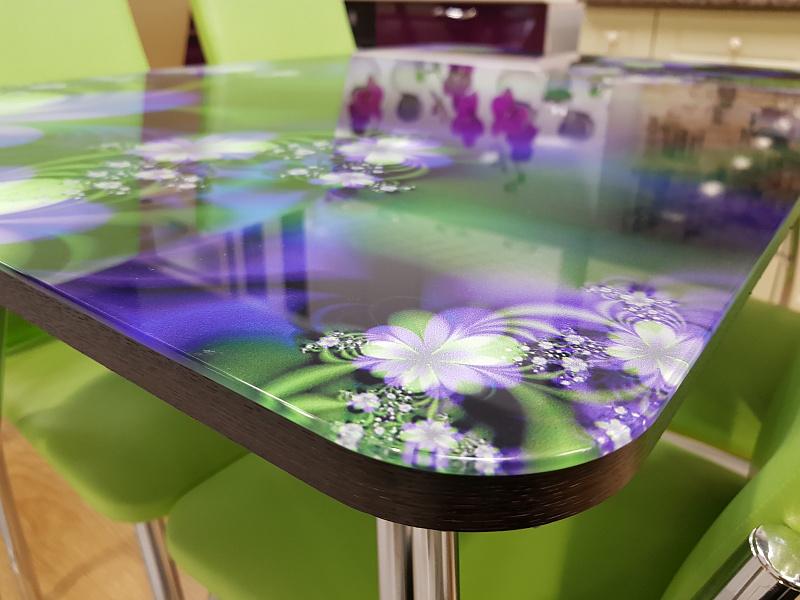 Картинки фотопечать на кухонный стол