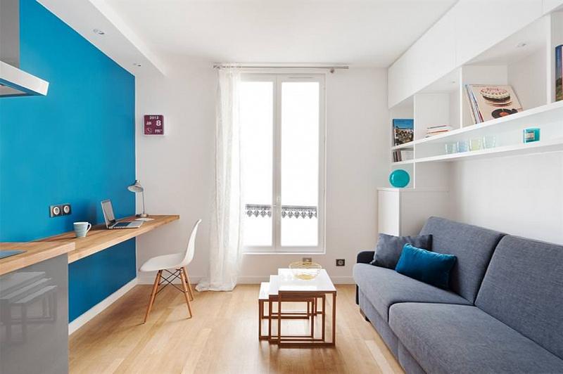 Интерьер для комнаты 15 кв.м фото